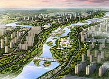 蔡家坡镇沿渭滨水景观规划