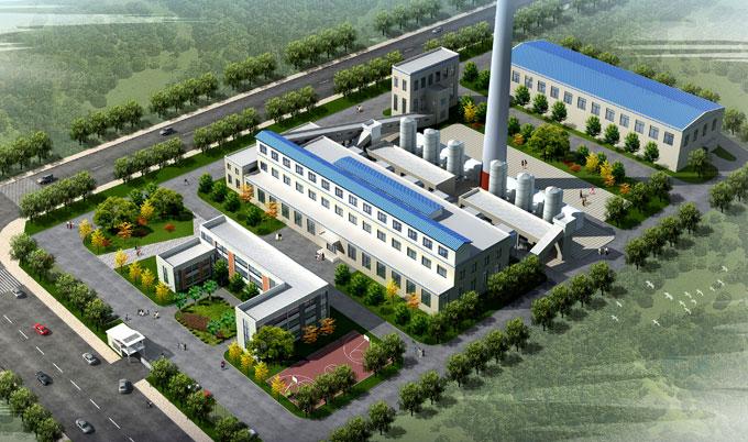 【能源环境】经典项目:华阴市城区集中供热工程