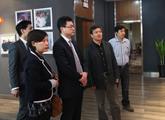 梁晓光副院长会见日本大京株式会社中国区首席代表牧野先生