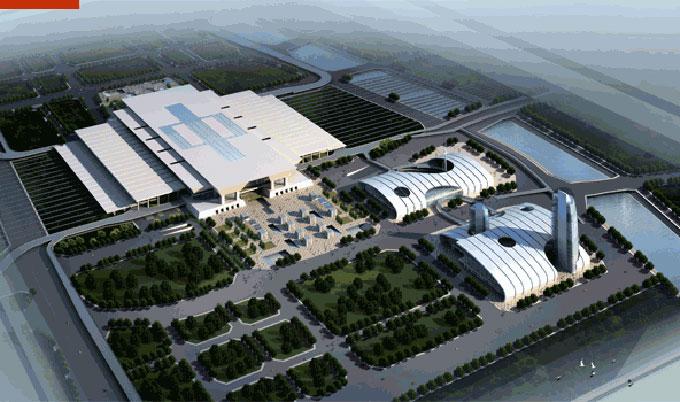 【科研办公】经典项目:郑州综合交通枢纽公路客运中心