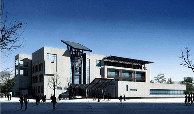 【绿色建筑】经典项目:宁夏发电集团新能源研究所