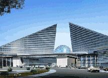 西安高新区行政中心