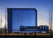 国家电网新疆科研办公大楼