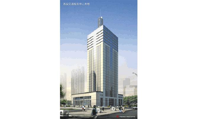 【科研办公】经典项目:西安交通指挥中心