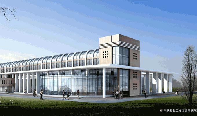 【文化教育】经典项目:长安大学交通实验中心