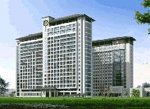 陕西中医学院附属医院病房大楼