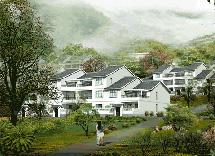 陕南新农村住宅示范设计
