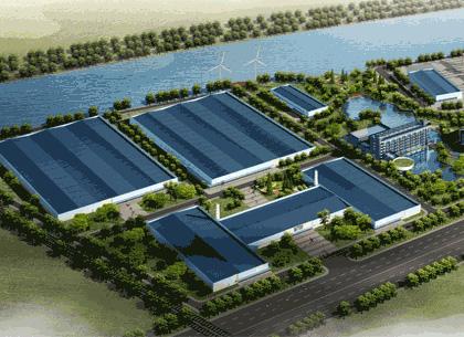 宁夏银川新能源装备制造基地