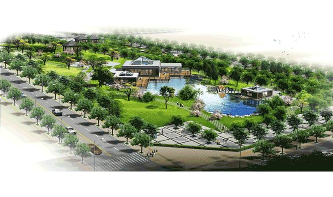 【EPC总包】经典项目:唐城墙遗址公园