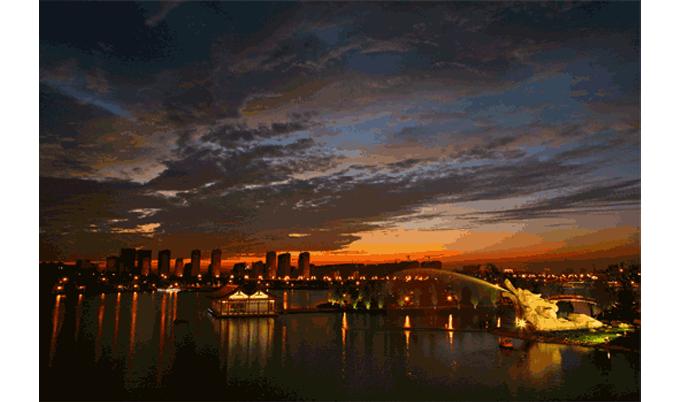 【EPC总包】经典项目:西安曲江池遗址公园