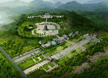 西安楼观中国道文化展示区——化女泉