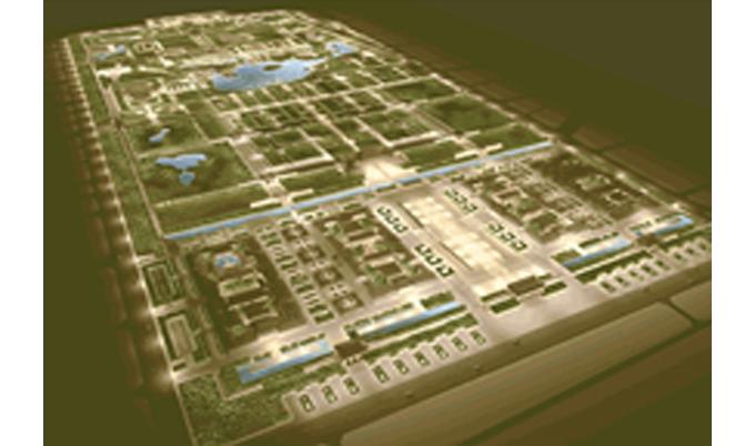 【工程管理】经典项目:大明宫国家遗址公园