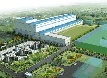 山东鲁能泰山电力设备有限公司厂区