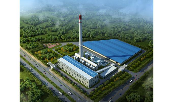 【能源环境】经典项目:西安渭水集中供热工程