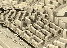 浐灞三角区住宅规划