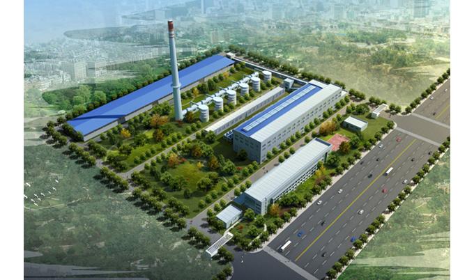 【能源环境】经典项目:西安曲江集中供热工程
