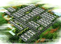 陕北洛川谷咀村规划及132户农宅设计
