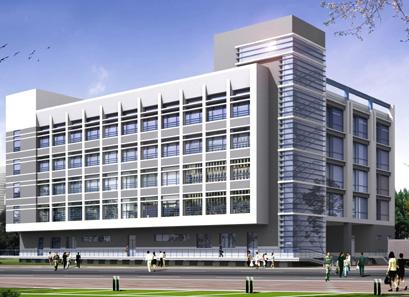 西京医院物流中心