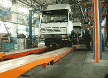 陕汽集团装备生产线
