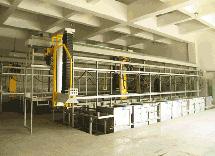 西安航空发动机集团叶片化铣生产线