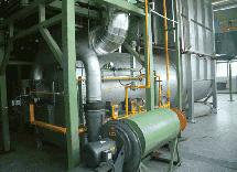 燃油燃气烟丝膨化设备
