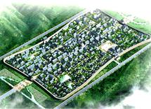 云南普洱茶文化古城规划设计