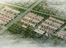 社会主义新农村规划示范设计