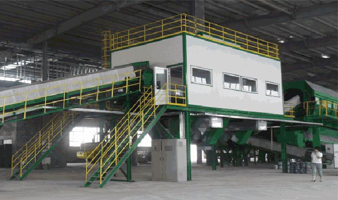 【设备研发与制造】经典项目:鄂尔多斯市伊旗生活垃圾无害化处理工程1