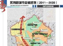 永寿县城市总体规划