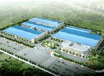 西安兴盛精密机械公司生产基地