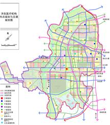 西咸新区沣东新城医疗机构设置布点专项规划