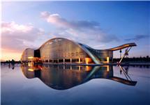 秦汉新城规划展览中心