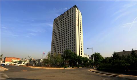 【科研办公】经典项目:西安公路研究院科研办公楼