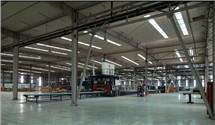 亨特•道格拉斯建筑产品西安生产基地