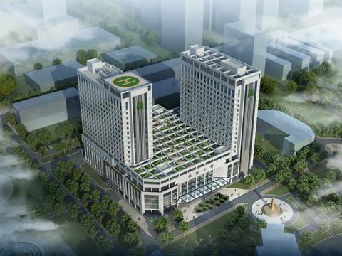 西京医院住院二部翻建工程