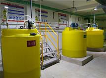 内蒙一机集团废水处理与中水回用处理站及事故池改造