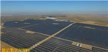靖边县智光新能源50MWp光伏发电总包项目