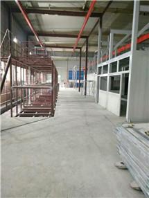 河南森源电气股份有限公司散热器涂装生产线