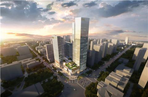 公司顺利完成西安赛格广场设计项目 - 企业新闻 - 院.