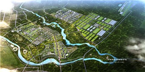 市政所签约富阎产业合作园区控制性详细规划及道路品质提升项目