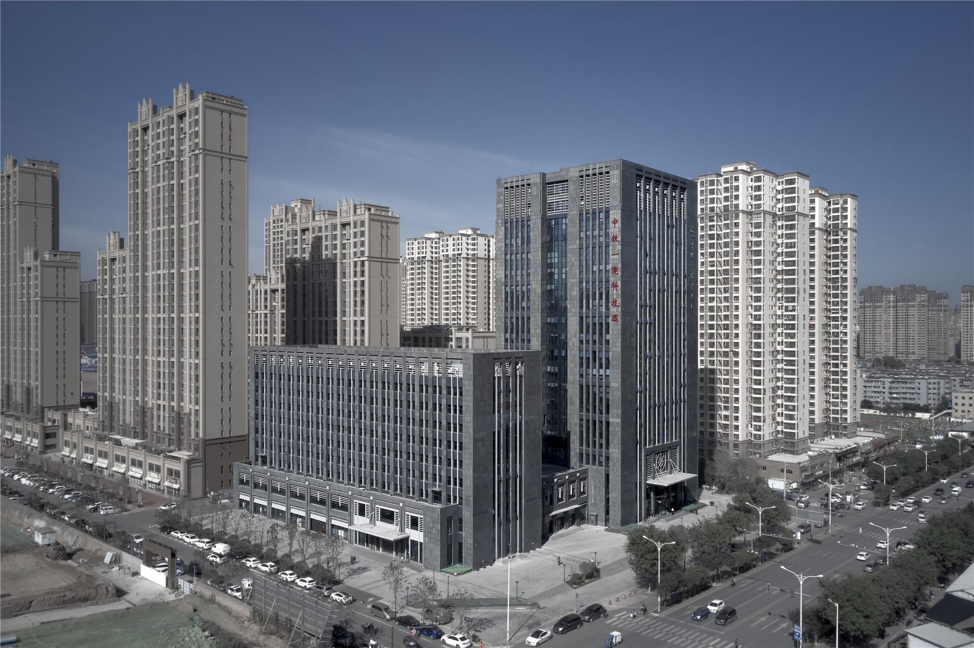 【科研办公】经典项目:中国铁建·逸园