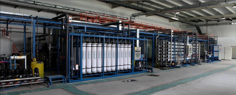 宁夏银星新能源超纯水全套制备设备