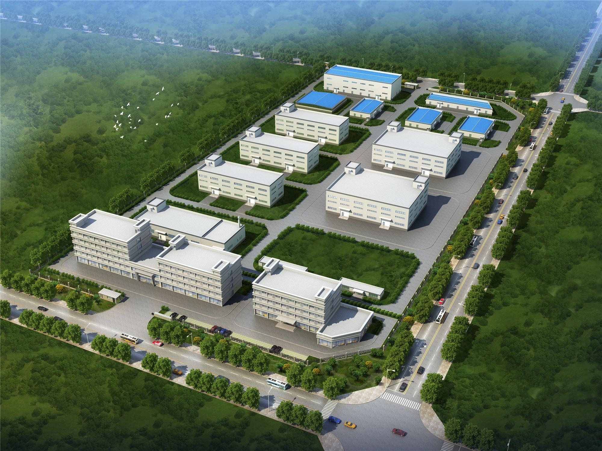 蒲城欧得新材料产业园