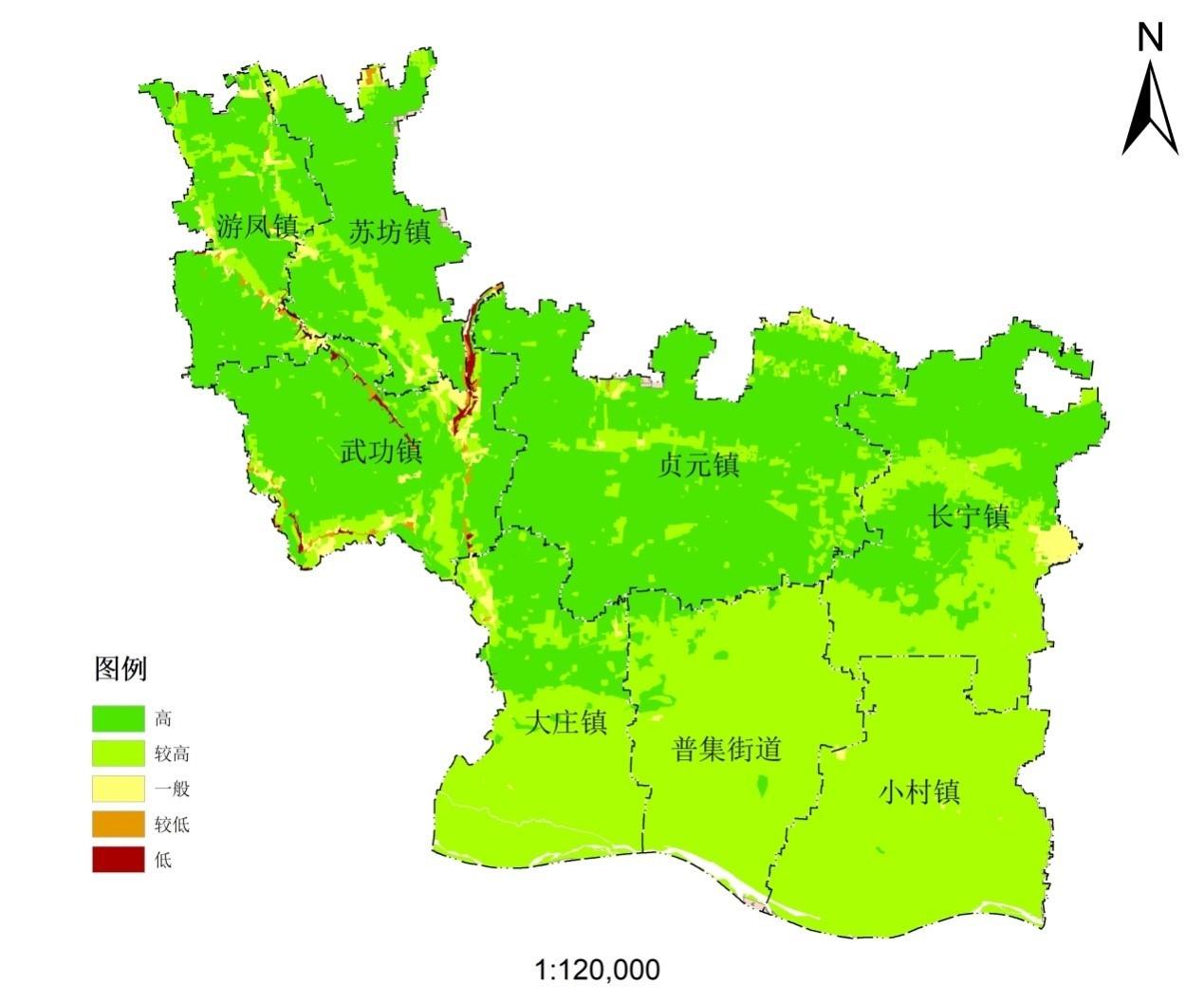 武功县国土空间总体规划(2020—2035)