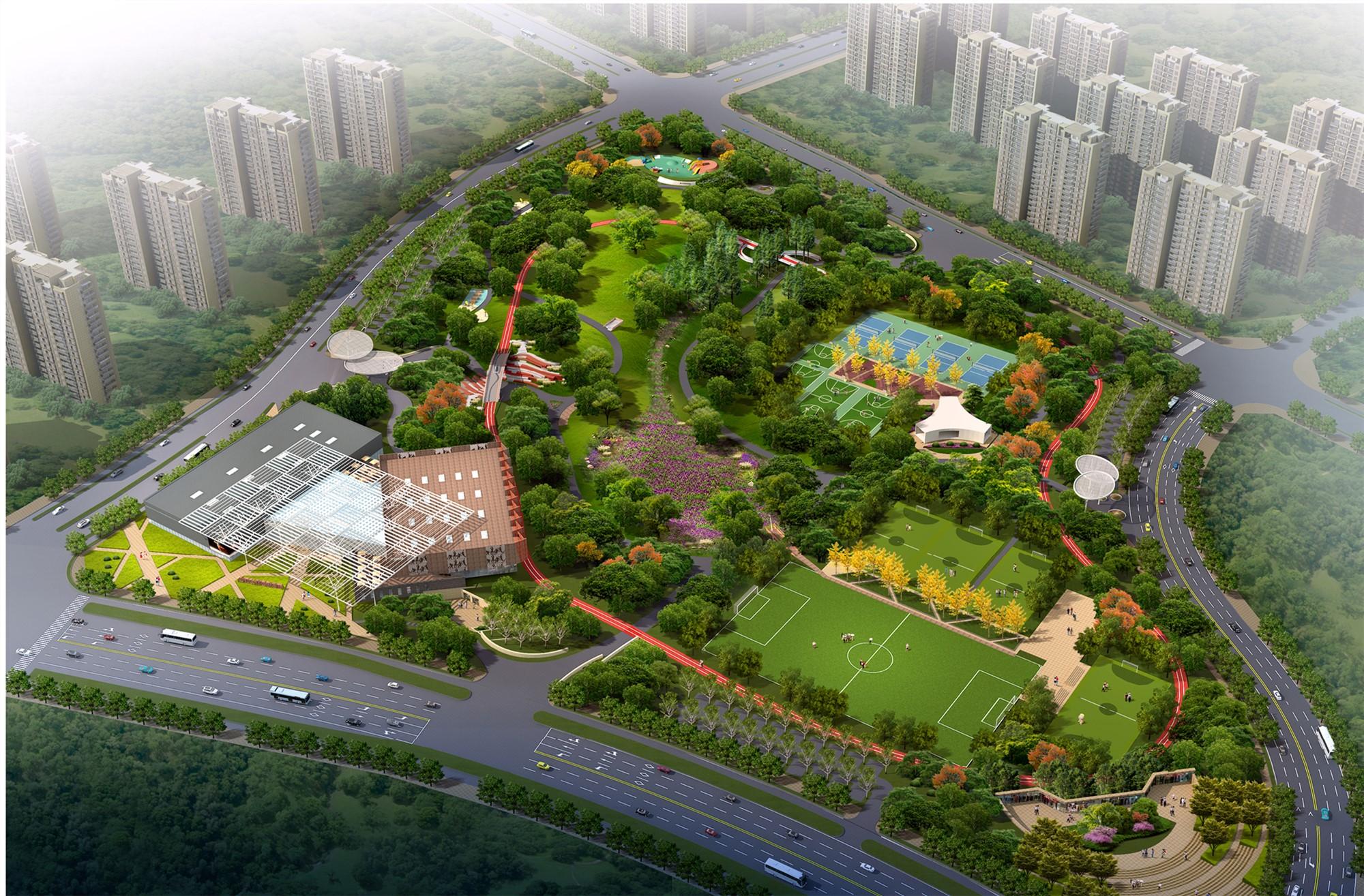 曲江文化运动公园
