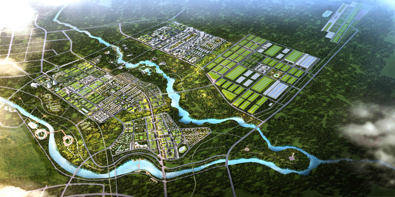 富阎产业合作园区道路品质提升及控制性详细规划
