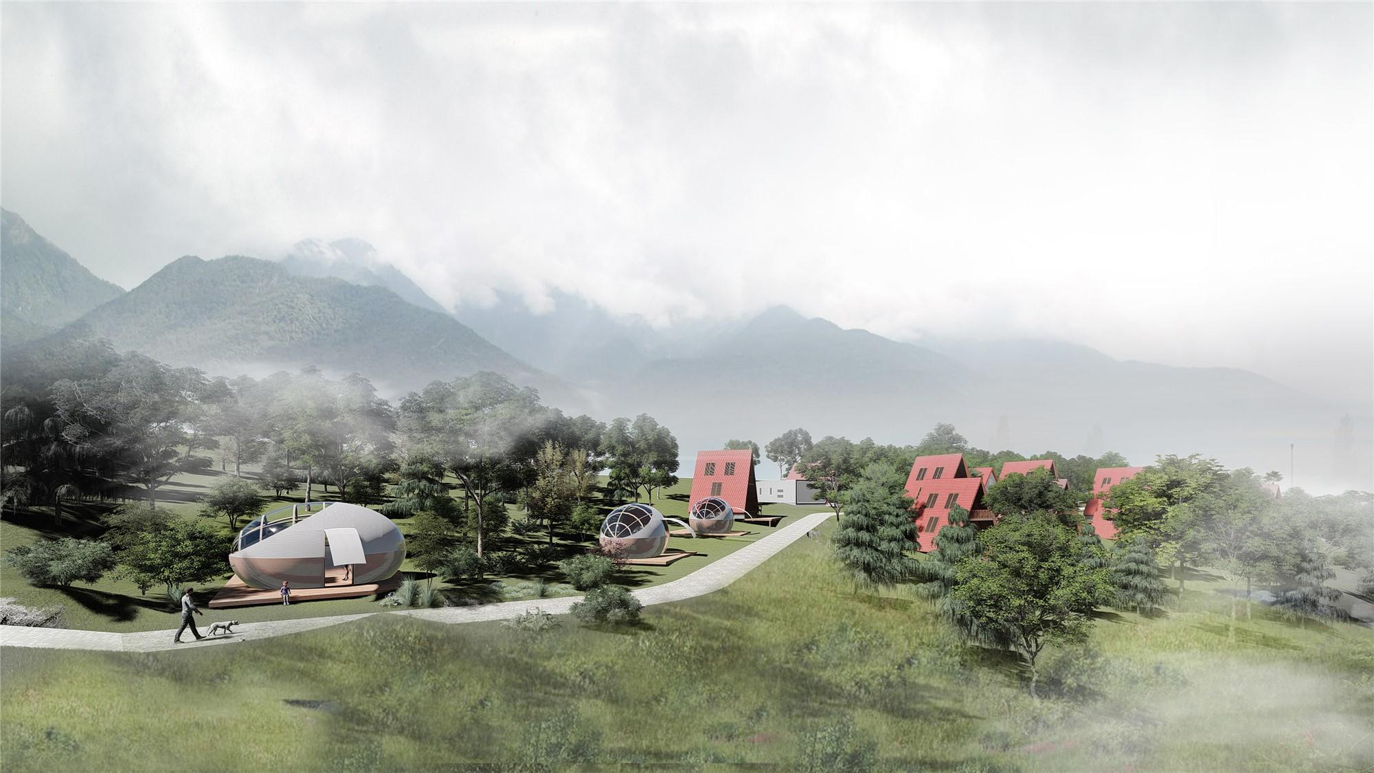 照金房车营地景观设计