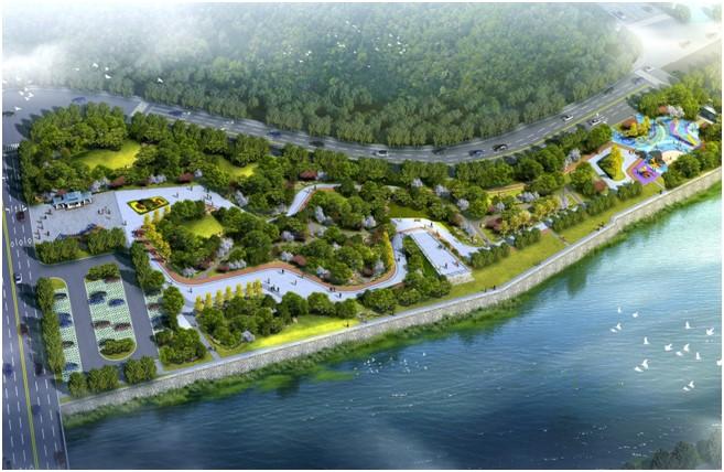 灵台县达溪河南店子段流域水环境综合治理项目
