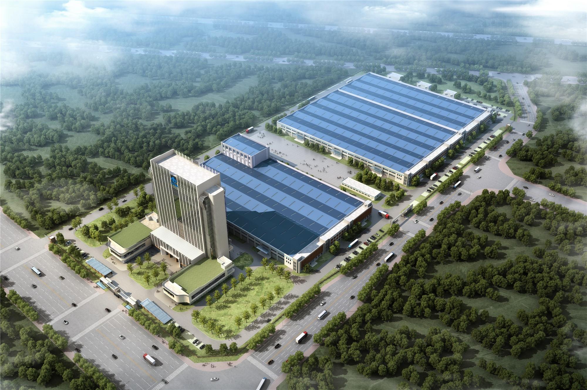 中煤科工西安研究院产业基地