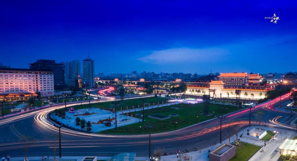 西安南门(永宁门)广场综合提升改造工程